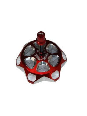 Gas Cap Red