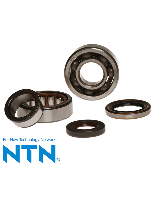 Main Crank Bearing and Seal Kit Honda CR125R 1986-2007 688965985442