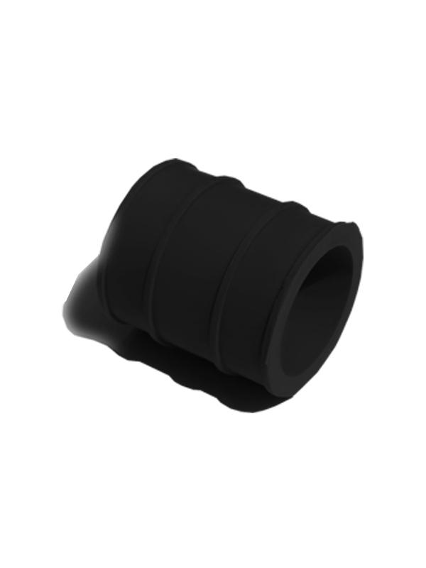 Borracha União Escape 30mm – Preto