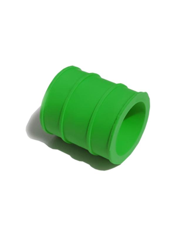 Borracha União Escape 30mm – Verde
