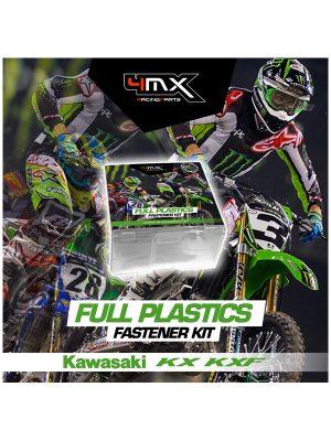 Pro Full Plastic Fastener Kits